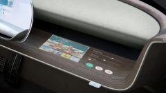 Hyundai Ioniq 5: dettaglio della plancia del concept Hyundai 45