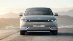 Hyundai Ioniq 5: frontale