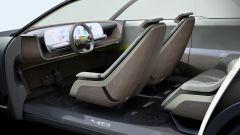 Hyundai Ioniq 5: gli interni del concept Hyundai 45