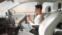 Hyundai Ioniq 5: il posto di guida