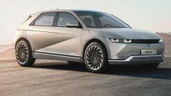 SUV elettrico 2021 Hyundai Ioniq 5: dimensioni, uscita, video