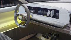 Hyundai Ioniq 5: la plancia del concept Hyundai 45