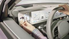 Hyundai Ioniq 5: l'abitacolo