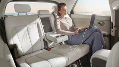 Hyundai Ioniq 5: sedili posteriori