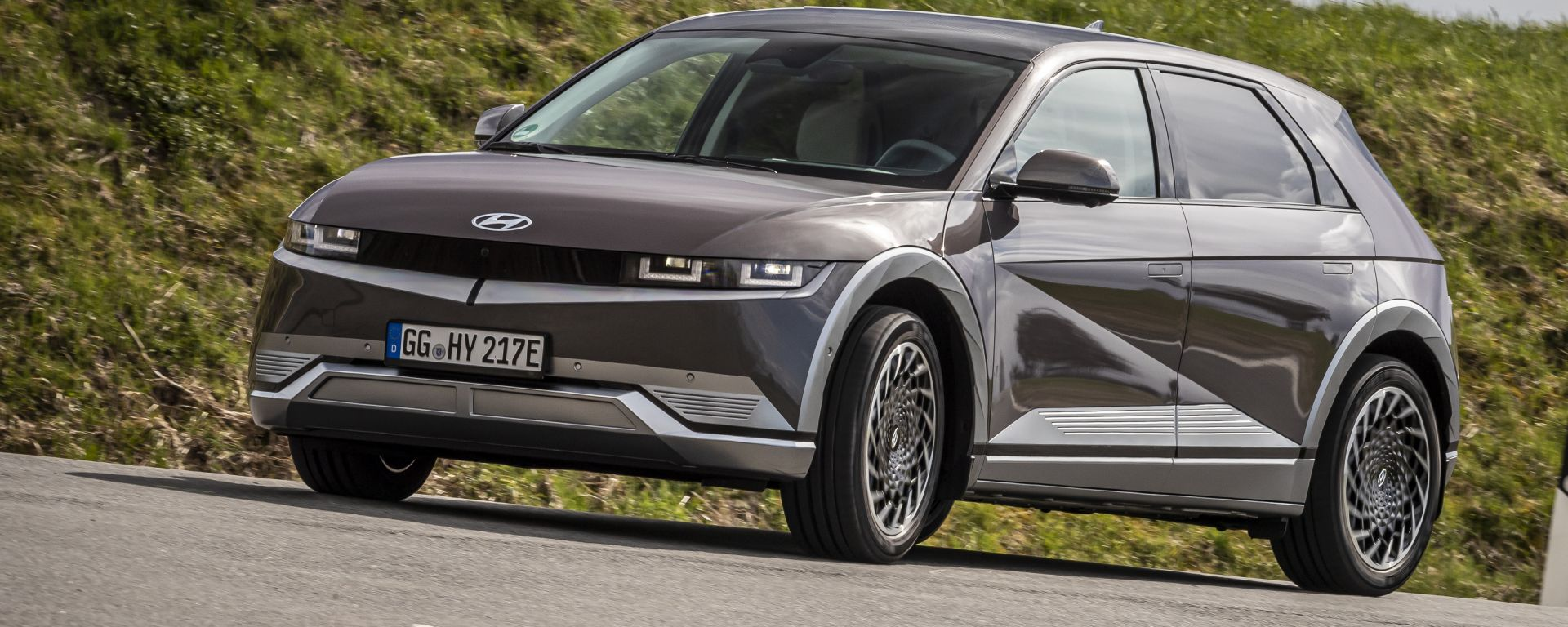 Hyundai Ioniq 5: video anteprima