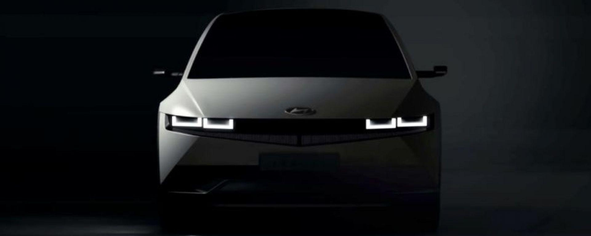 Hyundai Ioniq 7, appuntamento al 2024