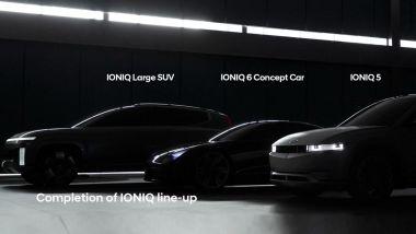 Hyundai Ioniq 7: dopo Ioniq 5 e Ioniq 6 concept, ecco il grande SUV a zero emissioni
