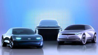 Hyundai Ioniq 7: non solo il SUV elettrico nell'agenda ''green'' dei coreani