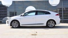 Hyundai Ioniq: altissimi coefficienti di resistenza aerodinamica