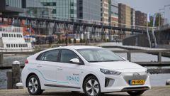 Hyundai Ioniq: car sharing elettrico ad Amsterdam