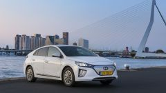 Hyundai Ioniq Electric 2019: la prova del restyling - Immagine: 2