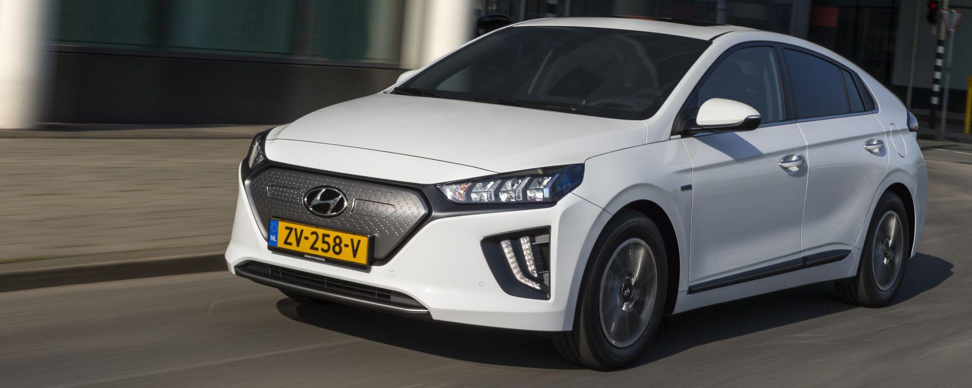 Hyundai Ioniq Electric 2019: la prova del restyling