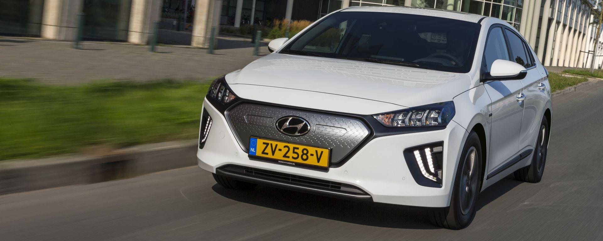 Video: Hyundai Ioniq Electric 2019, la prova del restyiling