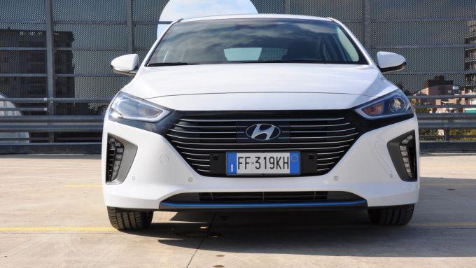 Hyundai Ioniq Electric, usata (2017) costa 20.000 euro