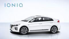 Hyundai Ioniq: foto ufficiali e primi dati tecnici - Immagine: 3