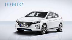 Hyundai Ioniq: foto ufficiali e primi dati tecnici - Immagine: 1