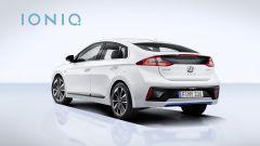 Hyundai Ioniq: foto ufficiali e primi dati tecnici - Immagine: 4