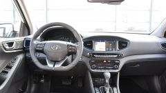 Hyundai Ioniq, gli interni