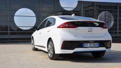 Hyundai Ioniq Hybrid: prova, dotazioni, prezzi - Immagine: 7