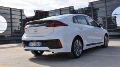 Hyundai Ioniq Hybrid: prova, dotazioni, prezzi - Immagine: 8