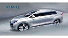 Hyundai Ioniq, nuove immagini e informazioni - Immagine: 5