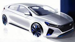 Hyundai Ioniq, nuove immagini e informazioni - Immagine: 2