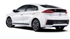 Hyundai Ioniq, nuove immagini e informazioni - Immagine: 1