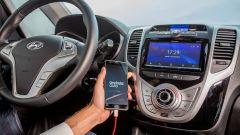 Hyundai ix20 App Mode - Android Auto