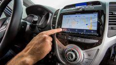 Hyundai ix20 App Mode - Google Maps