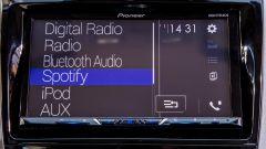 Hyundai ix20 App Mode - Pioneer home menu