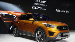 Hyundai ix25 - Immagine: 2