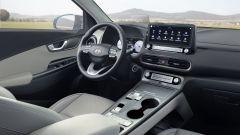 Hyundai Kona 2021 Electric: gli interni