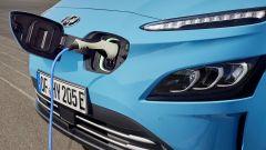 Hyundai Kona 2021 Electric: la presa di ricarica