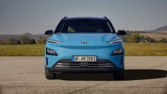 Hyundai Kona 2021 Electric: visuale anteriore