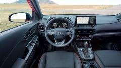 Hyundai Kona 2021 N Line: gli interni