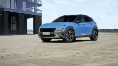 Hyundai Kona 48V 2021: video