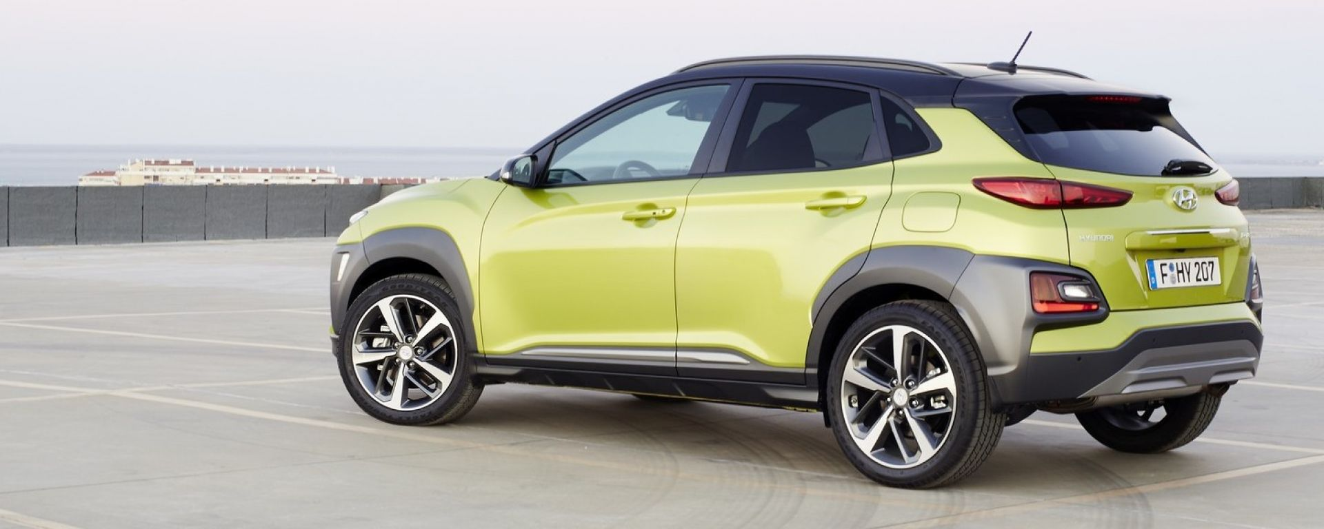 Hyundai Kona, a Ginevra arriva la versione elettrica