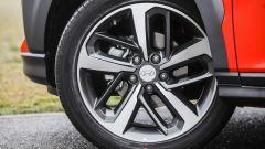 Hyundai Kona - dettaglio cerchi