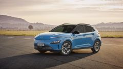 Hyundai Kona Electric 2021: 3/4 anteriore
