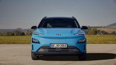 Hyundai Kona Electric 2021: tutto nuovo il frontale