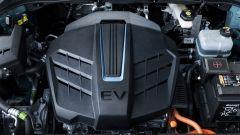 Hyundai Kona Electric: dettaglio motore elettrico