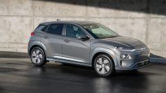 Hyundai Kona Electric: fiancata destra