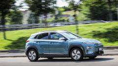 Hyundai Kona Electric: il B-SUV a zero emissioni con motore da 136 oppure 204 CV