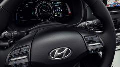 Hyundai Kona Electric: il cruscotto