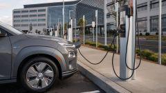 Hyundai Kona Electric: in carica