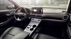 Hyundai Kona Electric: l'abitacolo del B-SUV a batterie coreano