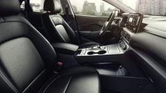 Hyundai Kona Electric: l'abitacolo