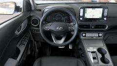 Hyundai Kona Electric: posto di guida