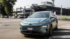 Hyundai Kona Electric: SUV compatto a suo agio nel traffico e fuori città