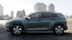 Hyundai Kona Electric: in video dal Salone di Ginevra 2018 - Immagine: 2